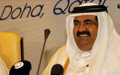 Sheikh Khalifa, destronado por seu filho no Qatar, morre aos 84 anos