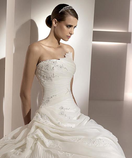 bridal dresses 2012