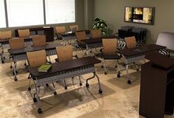 Sync Training Room by Mayline
