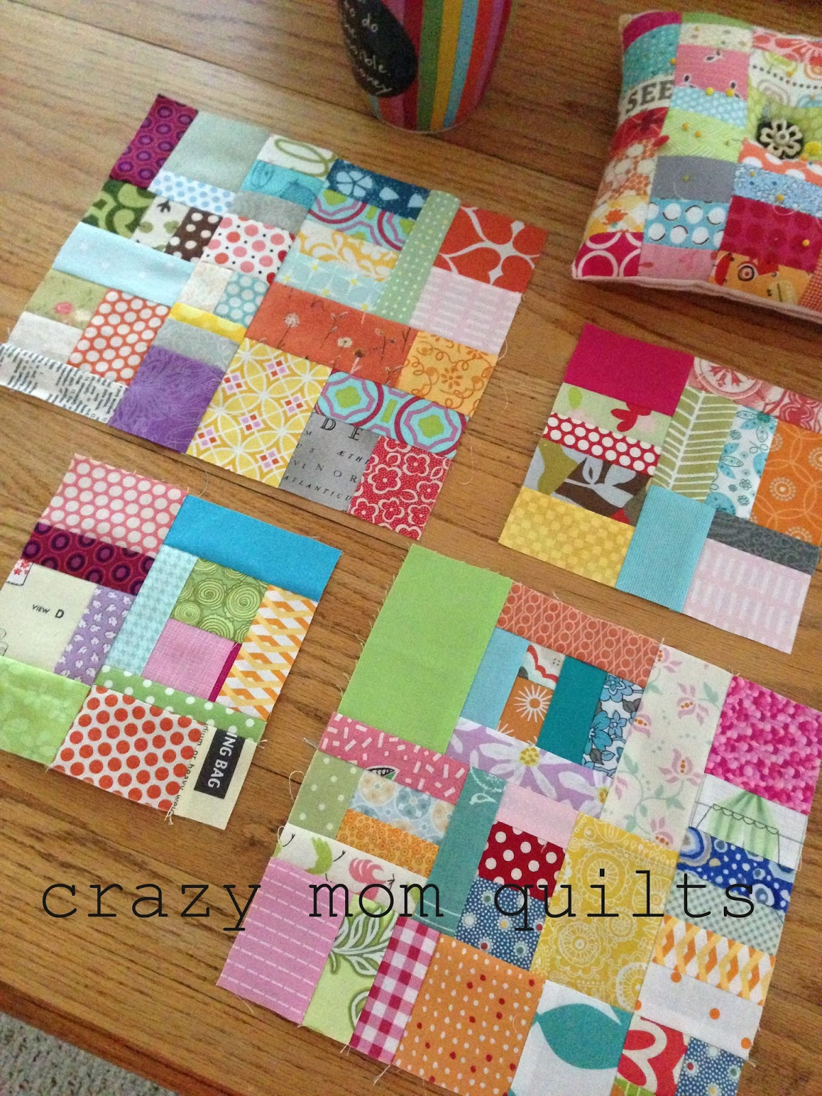 Crazy Mom Quilts My Full Time Job S