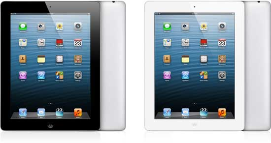 harga iapd 4, spesifikasi lengkap tablet ipad 4 terbaru