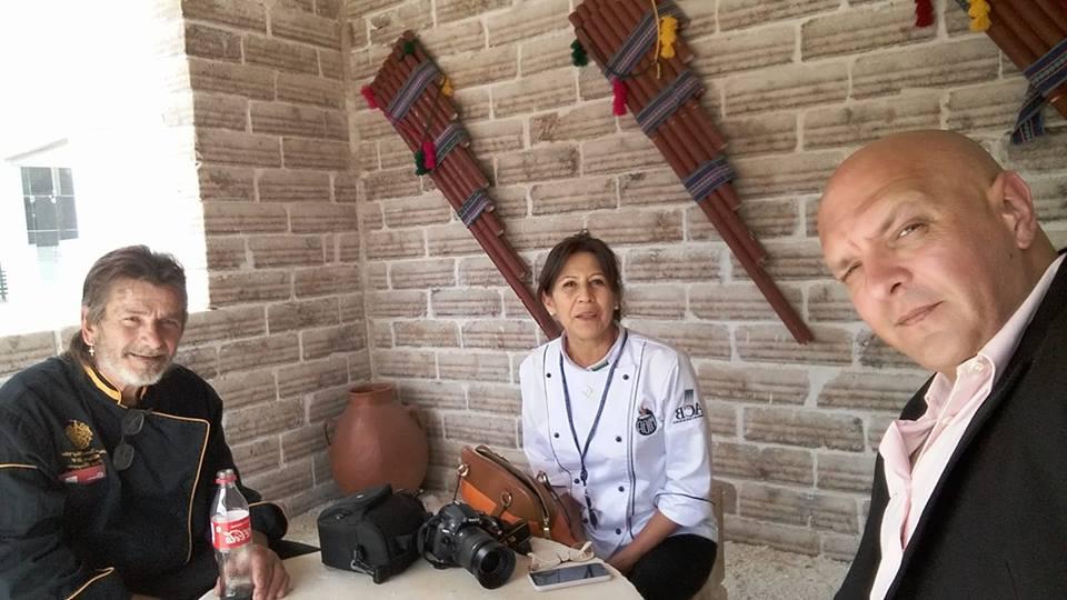 Fotografía Gastronómica. Cochabamba. Bolivia