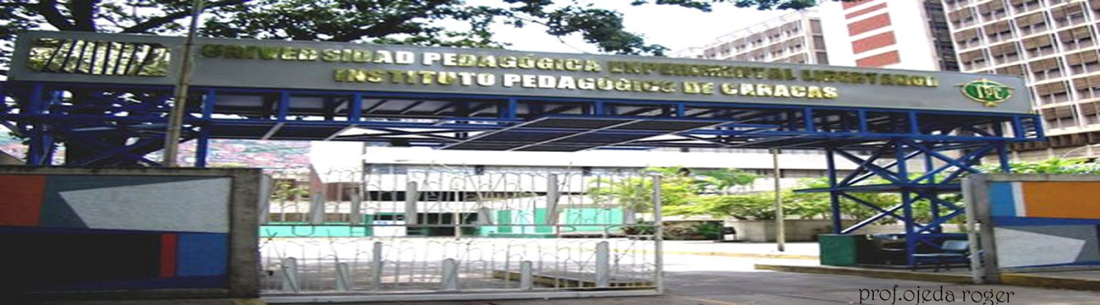 Instituto Pedagógico de Caracas