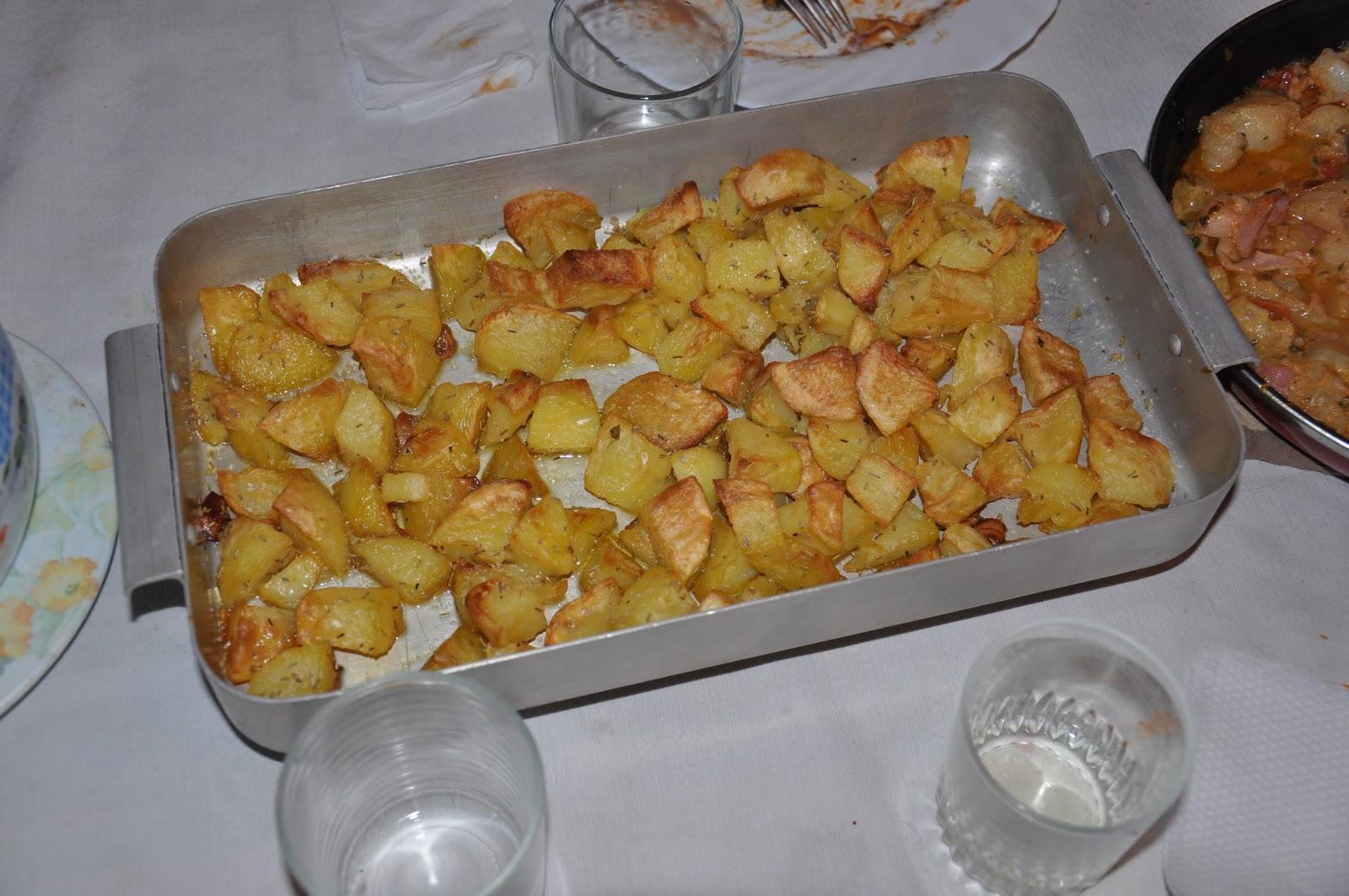 Cocina simo abel patatas al horno - Cocina al horno ...