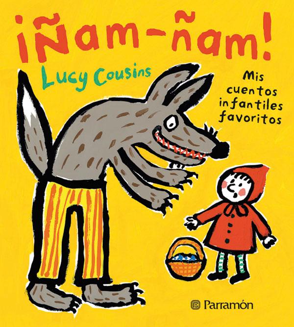 """Lectura cuentos clásicos Libro: """"ÑAM, ÑAM"""""""