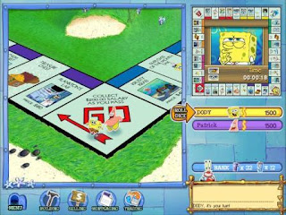 Download game monopoly spongebob, download game terbaru, spongebob