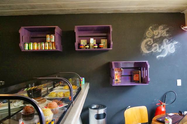 foto 1 - parede com tinta lousa - sofá café - escola são paulo