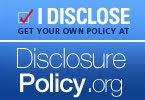 My Disclosure Policy - Read It, Know It