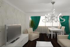 Royal Town Copou Iasi - Apartament 2 camere - 53,20 mp