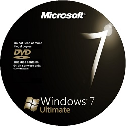 Windows 7 Ultimate SP1 x64 PT BR Original