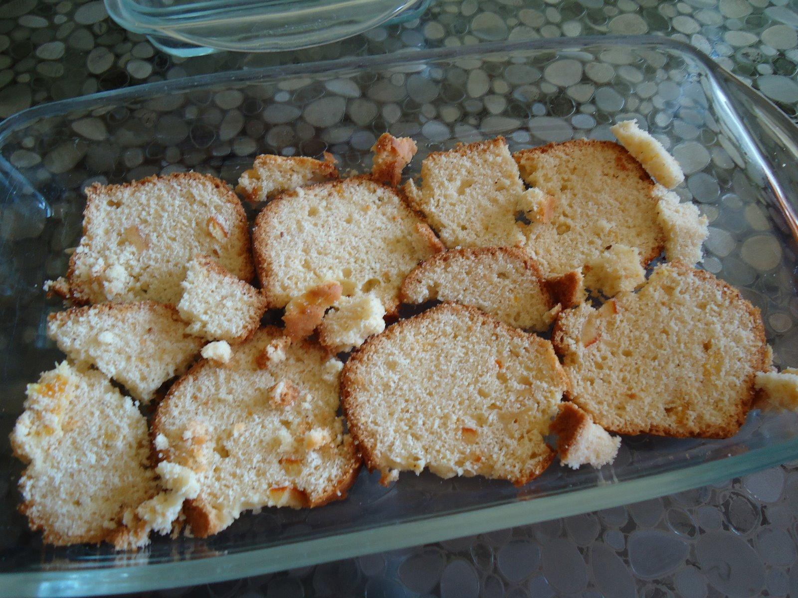 Bayatlayan kek nasıl değerlendirilir
