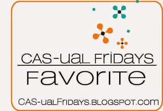 Happy to be a CAS-ual Fridays Favourite