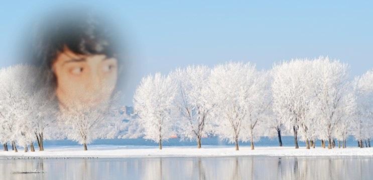 LOOK IN WINTER