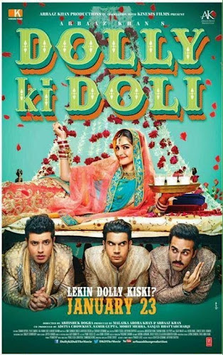 Dolly Ki Doli (2015) Movie Poster No. 2