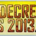 Publicado el Real Decreto de umbrales y cuantías de becas mec 2013/2014