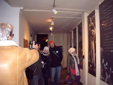 En casa de Bertolt Brecht