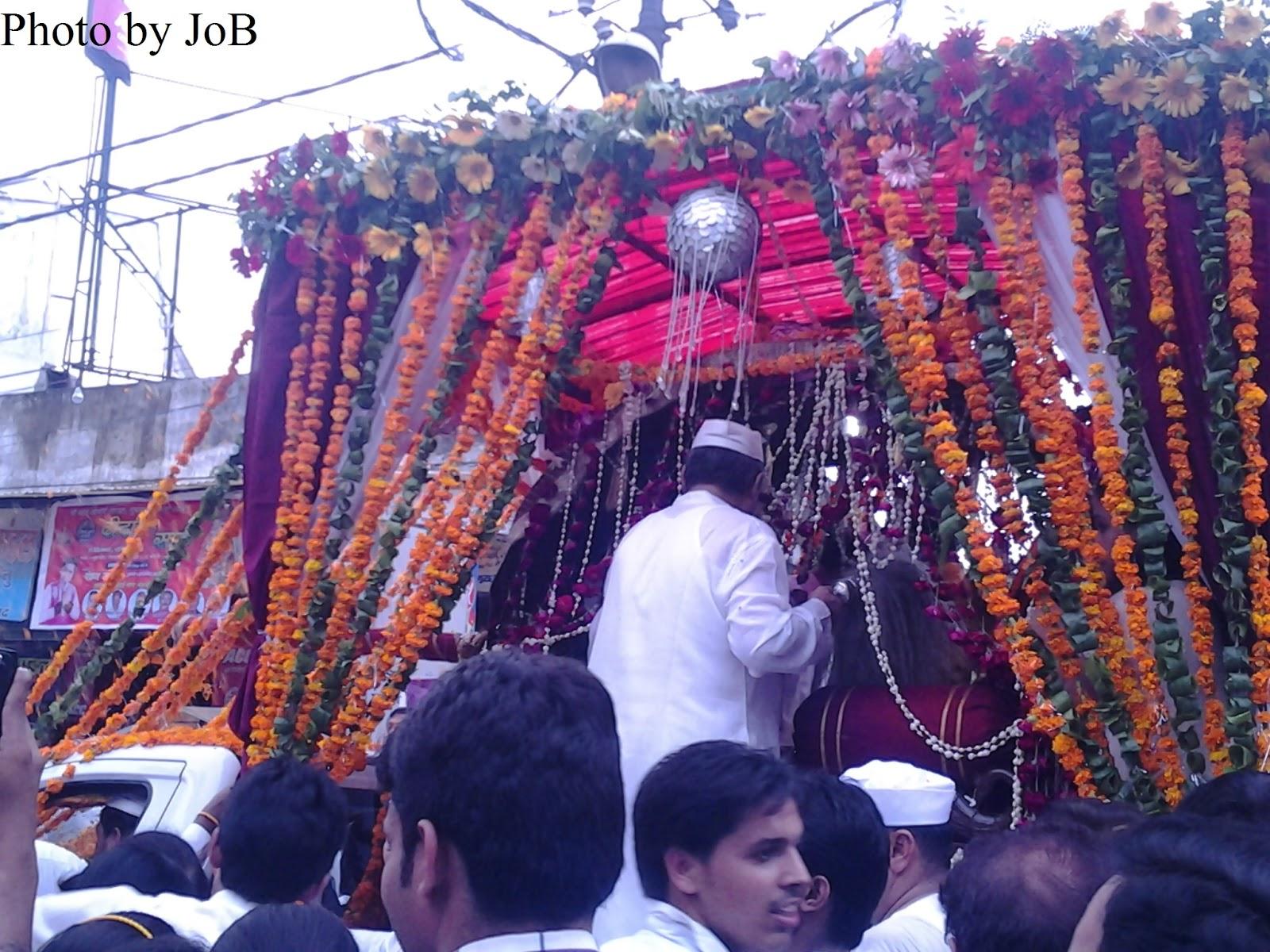 Sai Palki Wallpaper 22 July 2013 Shri Sai Baba