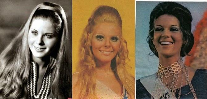 Misses Universo Brasil 1969, 1970 e 1971