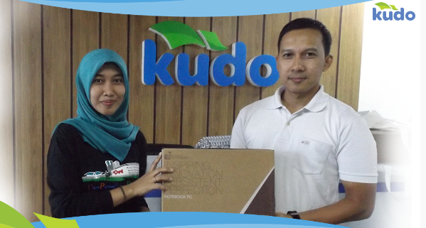2nd Winner Kompetisi Blog Kudo