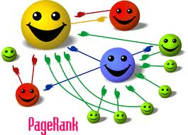 page rank blog link popularity