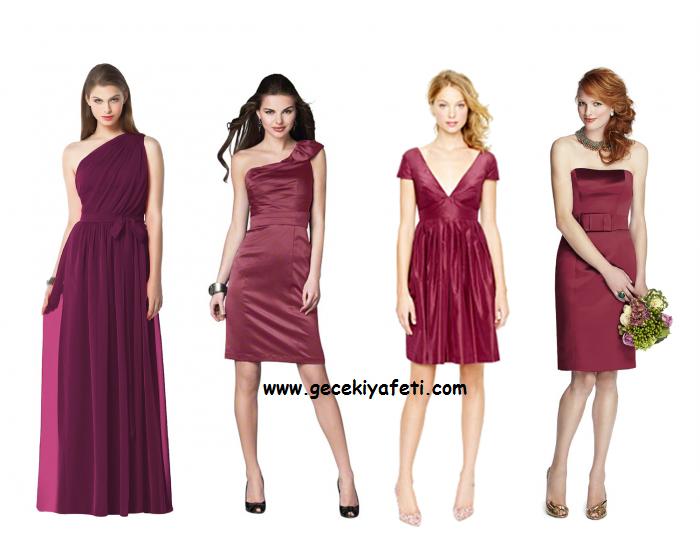 En Şık Gece Elbiseleri Nişan Ebiseleri Mezuniyet Kıyafetleri