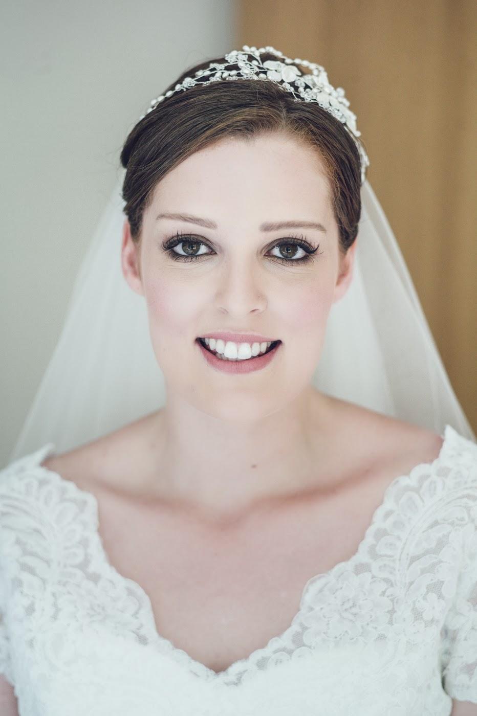 Zoe\'s Hair Styling for Kingscote Barn Wedding