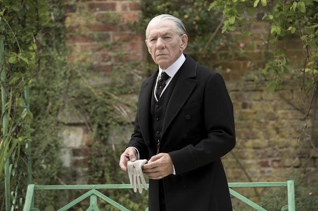 Ian McKellen Mr. Holmes still