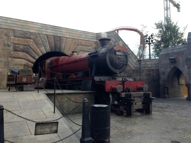 13 Secrets at Universal Orlando Resort | Morgan's Milieu: Hogwarts Express