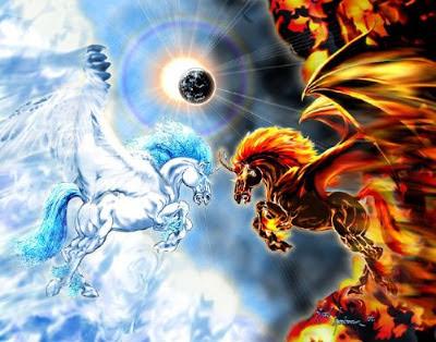 """На Земле происходит сражение двух космических цивилизаций - """"Империи Ориона"""" и """"Звездных воинов"""""""