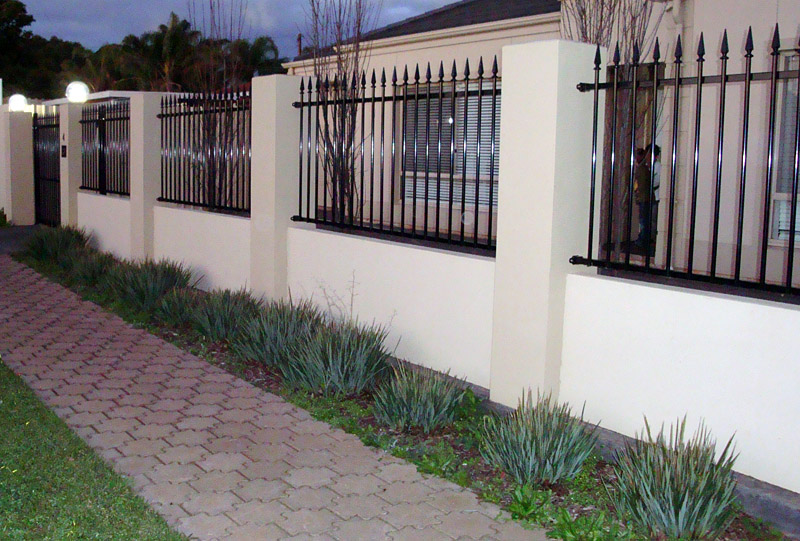 Fence Brick Wall Design : Brick laminate picture