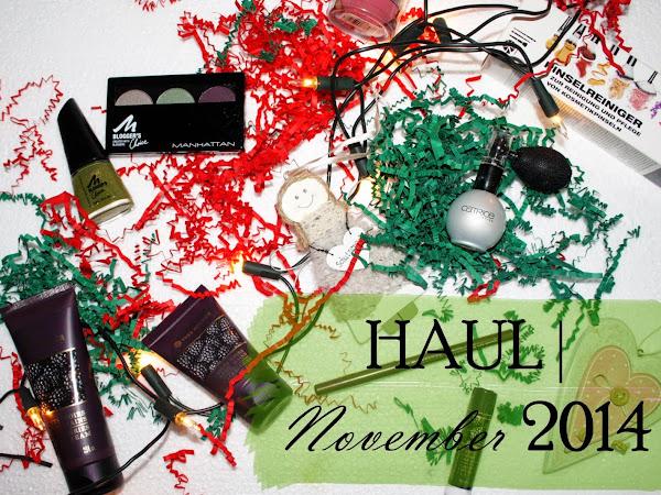 Haul   November 2014