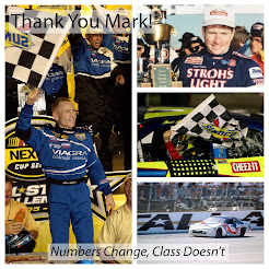 Thank You Mark Martin