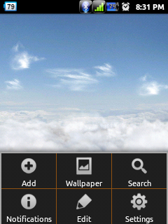 GB + ICS theme for Stock ROM