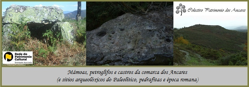 Mámoas, petroglifos e castros da comarca dos Ancares Colectivo Patrimonio dos Ancares
