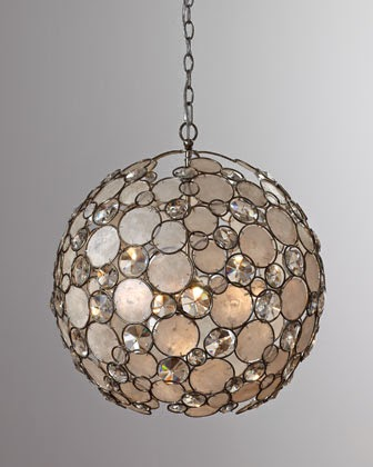 Or You Could Spend $1100 On This Globe Shaped Fixture From Currey And  Company, But If Spending Four Digits On A Light Fixture Doesnu0027t Fit Your  Budget, ...