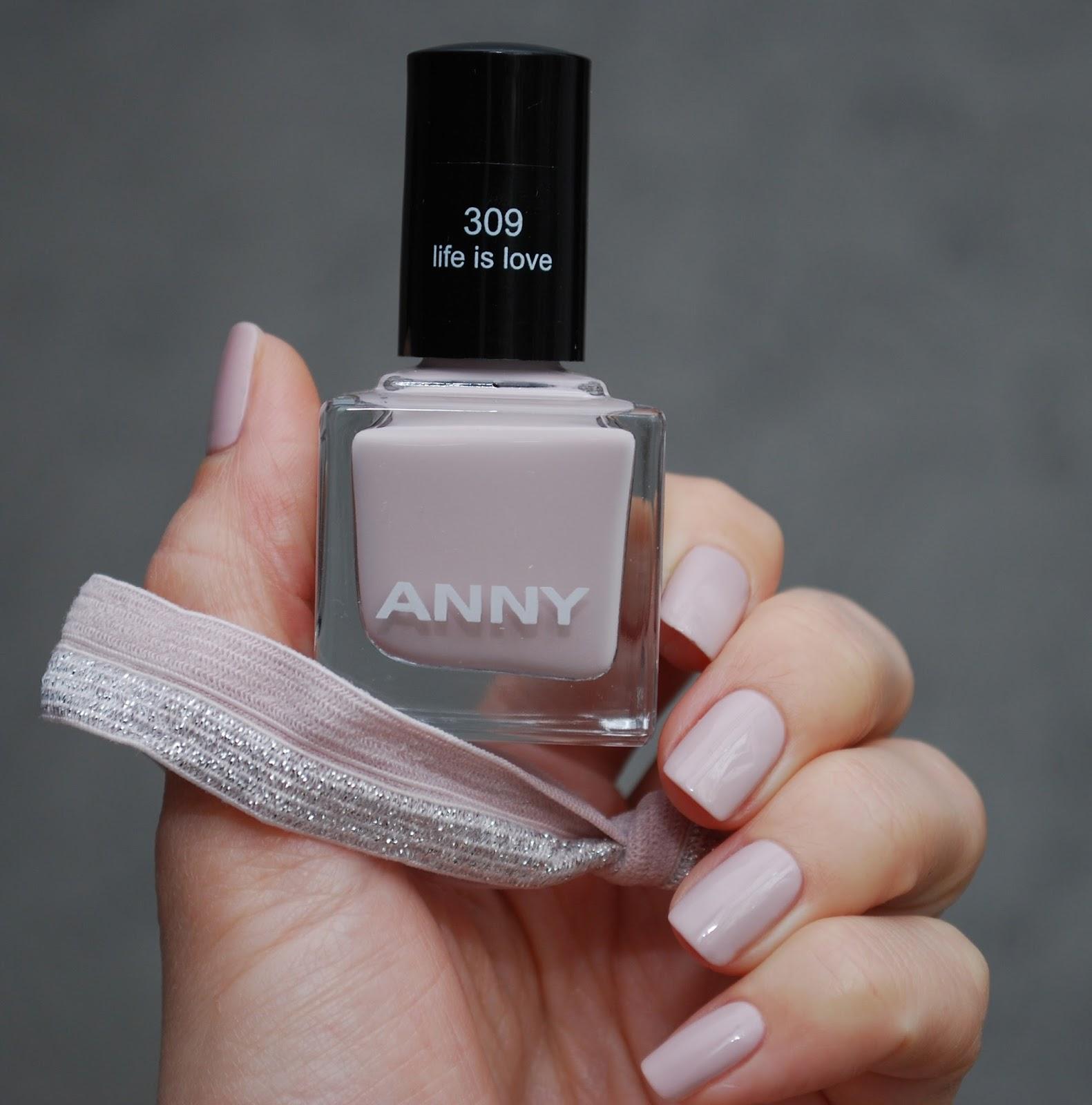 Лаки для ногтей anny