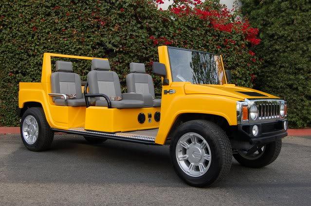 Luxury Cars 2011 Hummer H3