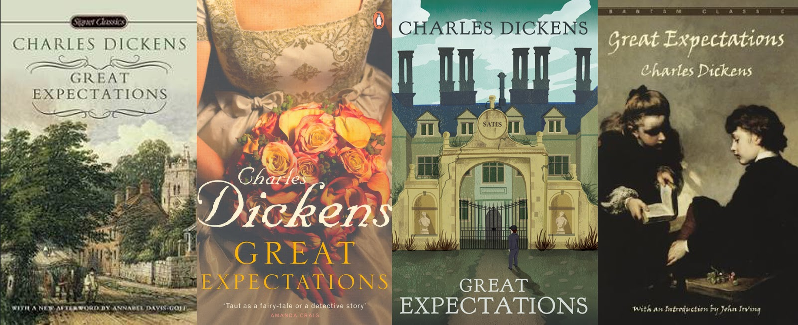 charles dickens lay out his heart in his novel great expectations Dickens's next novel, great expectations  lay suffering this unknown punishment in his silent cell, and i the cause, or i consenting to it in the least degree .