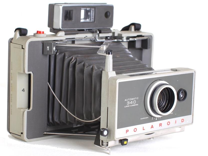 Polaroid Automatic 340 Land