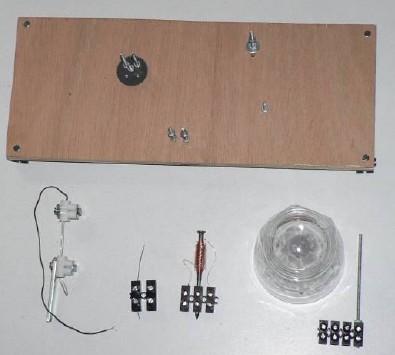 electronique et electricite construire une sonnette. Black Bedroom Furniture Sets. Home Design Ideas