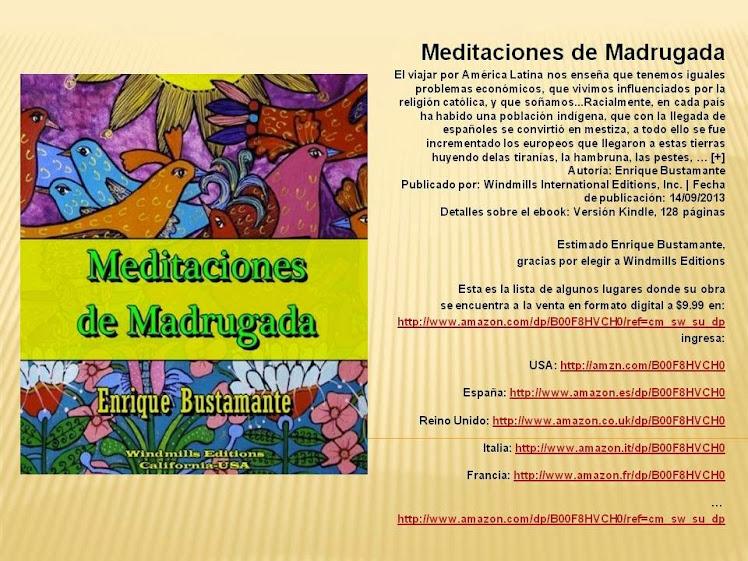 Meditaciones de Madrugada