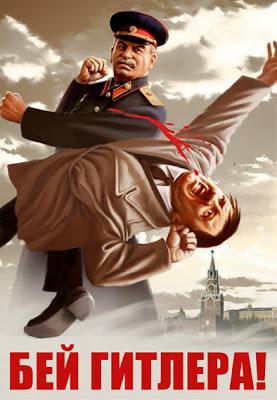 Poster vintage pin-ups soviéticas