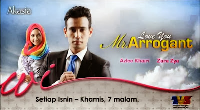 Drama Love You Mr Arrogant Episod 25