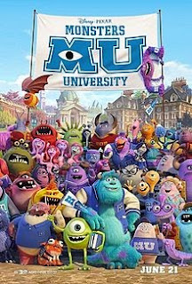 Monster University DVD release date