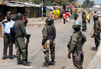 Frelimo responsabiliza Renamo pelos tiroteios de Nampula, mas oposição diz-se inocente