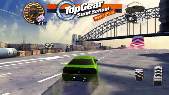 Top Gear Stunt School SSR Pro Mod Apk Data