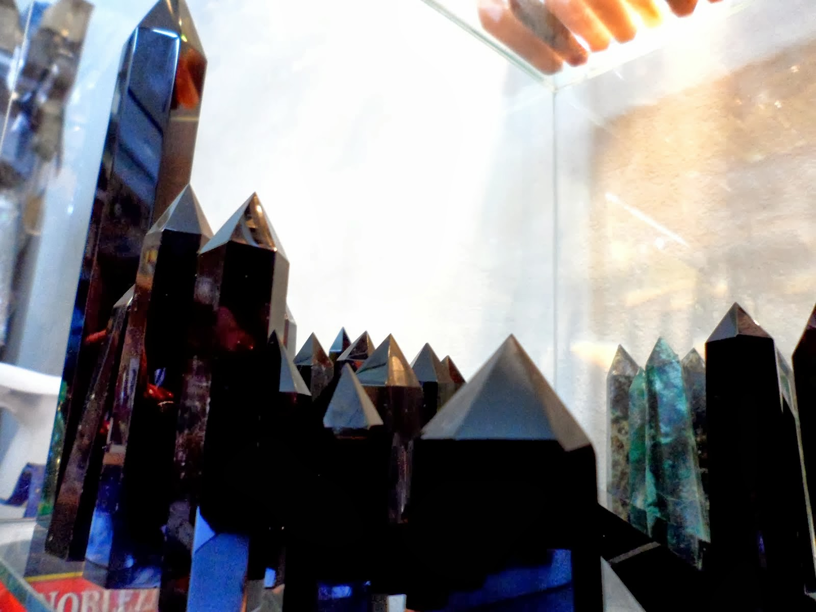 Puntas pulidas de Obsidiana *ARTENORA*