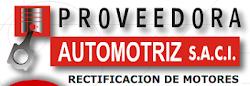 PROVEEDORA AUTOMOTRIZ S.A.C.I.