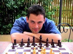 Cannes et son Festival d'échecs : Christian Bauer