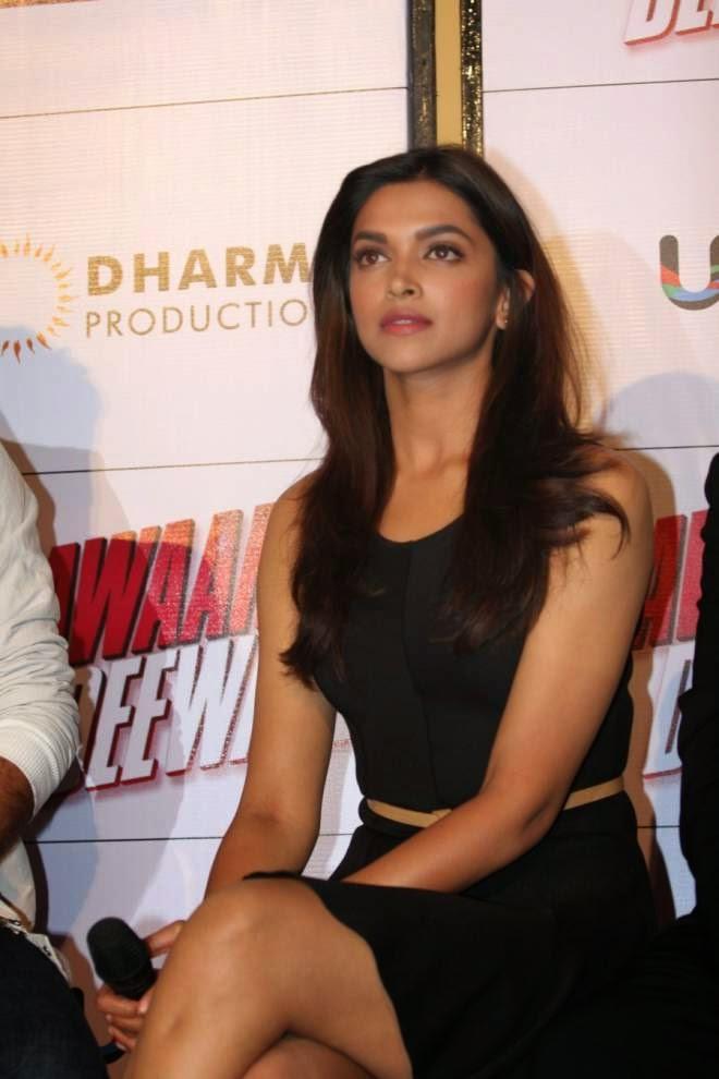 Deepika Padukone Hot Thigh Images